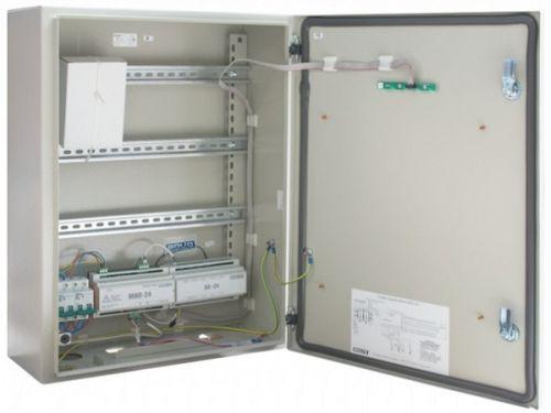 Шкаф Болид ШПС-12 исп. 02 для установки приборов системы