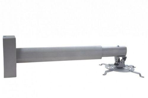 Крепление Digis DSM-14MK настенно-потолочное для проектора, 490-820 / 550-940 мм, до 20кг, серебристый