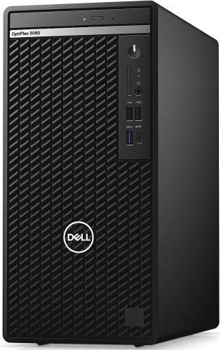 Фото - Компьютер Dell Optiplex 5090 MT i7-10700/16GB/256GB SSD/UHD Graphics 630/TPM/SD/VGA/Win10Pro компьютер dell precision 3440 sff i7 10700 16gb 512gb ssd intel uhd 630 sd tpm dp win10pro
