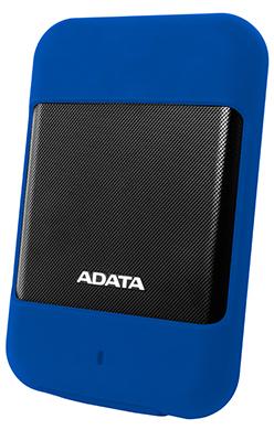 Adata Внешний жесткий диск 2.5'' ADATA AHD700-2TU31-CBL 2TB HD710 USB3.1 синий