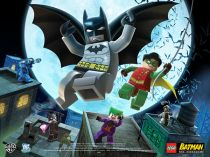 Warner Brothers Lego Batman