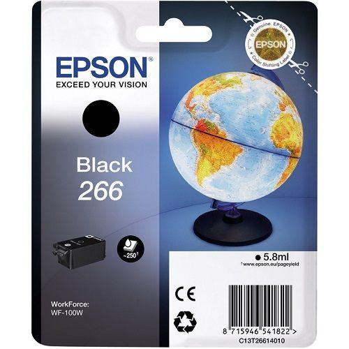 Фото - Картридж Epson C13T26614010 для WorkForce Pro WF-100W принтер epson workforce pro wf 6090dw c11cd47301 a4
