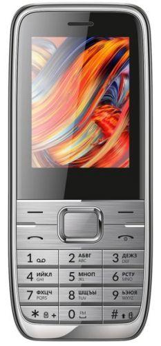 Мобильный телефон Vertex D533 silver