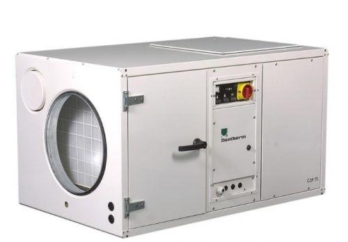 Осушитель воздуха Dantherm CDP 125 351555 для плавательных бассейнов, канальный, с подмесом свежего воздуха, однофазный 220В