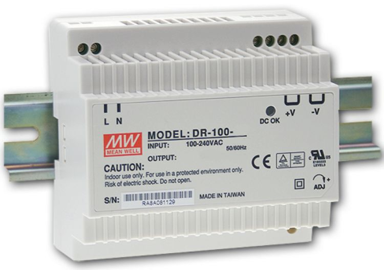 Mean Well DR-100-24