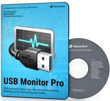 FabulaTech Usb Monitor Professional 2-10 Licenses