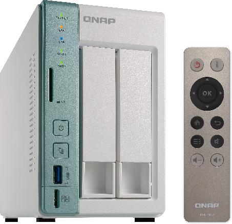 QNAP TS-251A-2G