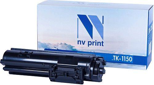 Картридж NVP NV-TK1150NC без чипа, для Kyocera ECOSYS P2235d/P2235dn/P2235dw/M2135dn/M2635dn/M2635dw/M2735dw, 3000k