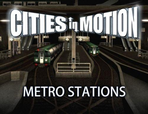 Фото - Право на использование (электронный ключ) Paradox Interactive Cities in Motion: Metro Stations herwig christopher hatherley owen soviet metro stations