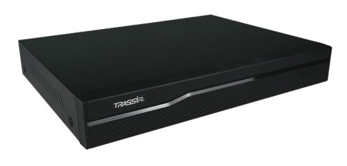 Видеорегистратор TRASSIR TRASSIR XVR-5108 8 аналоговых камер/6 аналоговых камер + 2 IP-камеры, TVI/CVI/AHD/CVBS