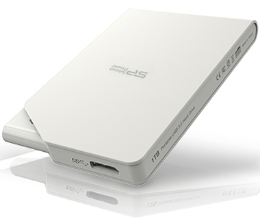 Silicon Power Stream S03 2TB White
