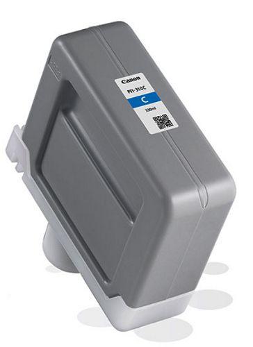 Картридж Canon PFI-310 C 2360C001 для Canon iPF TX-2000/3000/4000 (330 мл), голубой,