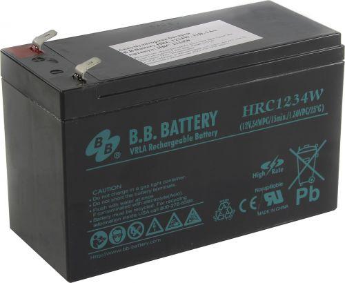Батарея BB HRС 1234W 12В/9Ач