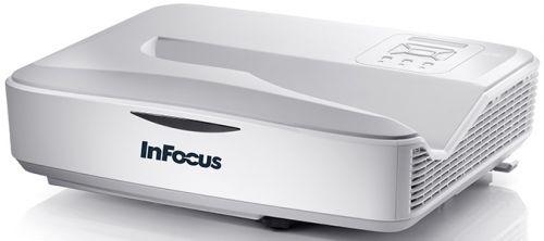 Фото - Проектор InFocus INL144UST DLP, 4000 ANSI Lm, XGA, 100 000:1, белый проектор optoma w400 dlp 4000 ansi lm wxga 22000 1 2 41кг