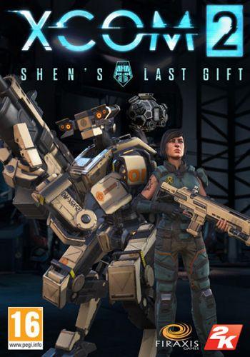 Право на использование (электронный ключ) 2K Games XCOM 2 - Shen's Last Gift