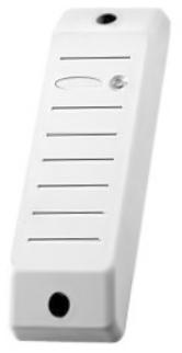 Считыватель Parsec PR-EH03 серый расстояние считывания 3 -12 см, карты HID, EM-marine, выход Wiegand 26, Touch Memory 0 pr на 100
