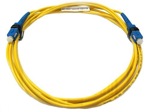 Патч-корд волоконно-оптический Vimcom SC-SC Simplex 8m 9/125