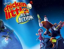 Disney Chicken Little : Ace in Action