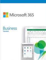 Microsoft 365 Business Standard Retail Russian Subscr 1YR Russia Only Mdls P6