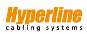 Площадка самоклеющаяся Hyperline HW-6AC кабельный зажим для кабеля д.6мм, площадка 8.8x10.8мм (100 шт)
