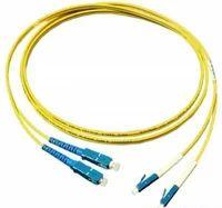 Кабель патч-корд волоконно-оптический Vimcom DPC-MM50-3.0-LC-SC-0.5 LC-SC duplex 50/125 0,5m