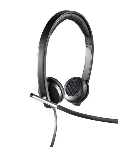 Гарнитура проводная Logitech H650e 981-000519 Stereo, 50 - 10000 Гц, USB 981 000519 гарнитура logitech headset h650e stereo usb