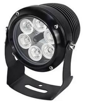 Прожектор Beward LIR6 уличный ИК, угол подсветки 15°, дальность до 120 м (для 15°), количество ИК-светодиодов - 6 (Hi-Power LED), автоматическое включ
