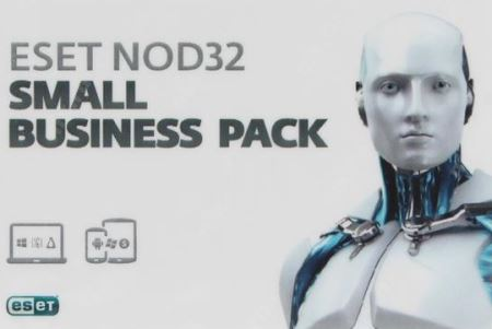 Eset NOD32 Small Business Pack renewal for 10 user