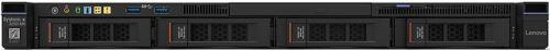 Сервер Lenovo 3633W9G x3250 M6,Xeon Processor E3-1240 v6 3.7GHz 4C/8T HT (72W),8GB, 3.5 LFF RDN PSU Base, M1210 SAS/SATA,3yrs