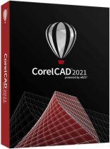 Corel CorelCAD 2021 License PCM ML Lvl 2 (5-50)