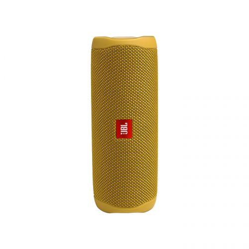 Портативная акустика JBL Flip 5 желтый 20W 1.0 BT 4800mAh (1187822)