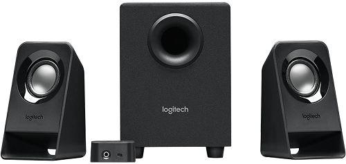 Компьютерная акустика 2.1 Logitech Z213 980-000942 25 Вт, черные