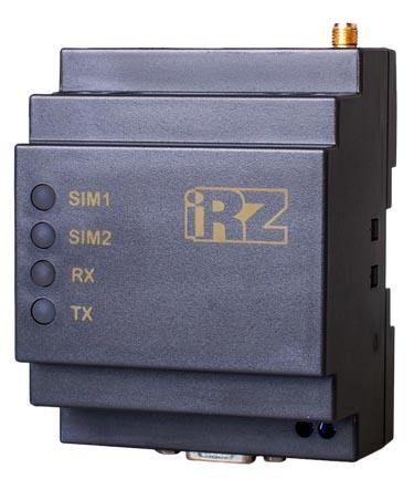 Фото - Модем GSM iRZ ATM21.A (SMA, 7-40В клеммная колодка) модем