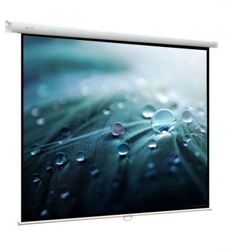 Экран Viewscreen Lotus WLO-1107 ручной (1:1) 274*274 (266*266) MW