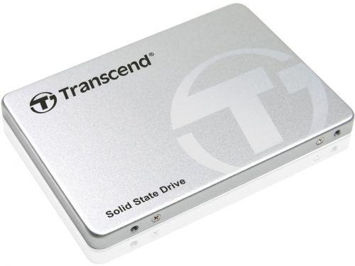 Фото - Накопитель SSD 2.5'' Transcend TS256GSSD230S SSD230S 256GB SATA-III 3D TLC 560/500MB/s 65K/85K IOPS MTBF 1M Aluminum case твердотельный накопитель ssd 2 5 256gb transcend sata iii 370s ts256gssd370s