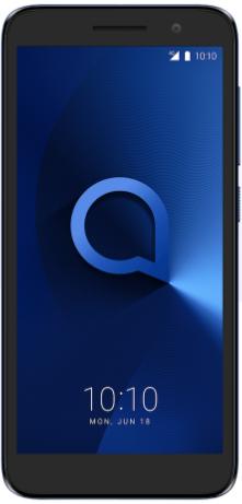 Mobile and Smartphones  Alcatel  Alcatel 1 Dual sim LTE Metallic Blue