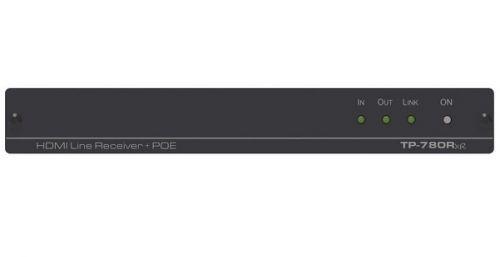 Приемник Kramer TP-780RXR 50-80398190 HDMI, Аудио, RS-232, ИК, Ethernet по витой паре HDBaseT, поддержка 4К60 4:2:0, POE