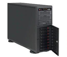 Фото - Корпус серверный 4U Supermicro CSE-743I-665B 665W EATX сетевая зарядка orico cse 4u черный