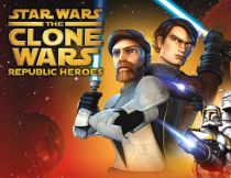 Disney Star Wars The Clone Wars : Republic Heroes