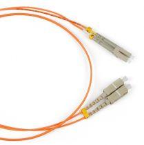 Hyperline FC-50-LC-SC-PC-1M