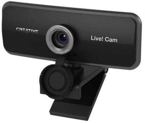 Веб-камера Creative Live! Cam Sync 1080P, 2-mic, 1920 х 1080, длина кабеля: 1,5 метра