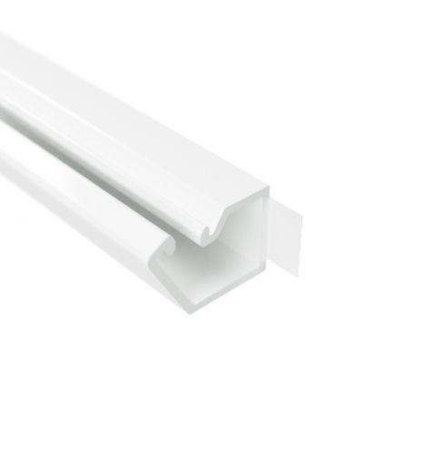 Кабель-канал DKC 00308 TMR 12x12 L2000 самоклеющийся, белый. In-liner Classic