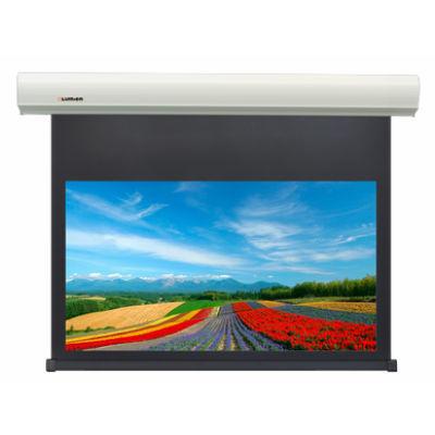 Экран Lumien LCC-100118 Cinema Control 241x400 см, Matte White черн. кайма по периметру, белый корпус, 16:9 lumien cinema control 185x230 см lcc 100104