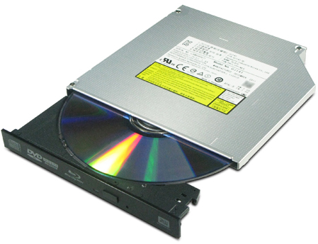 Привод DVD±RW LITE-ON DS-8ACSH Slim SATA 12.7mm, Black, Bulk