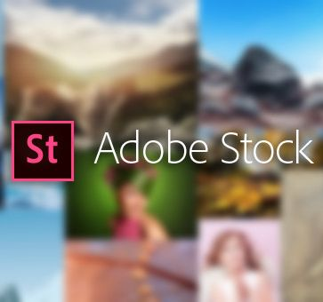 Adobe Stock for teams (Other) Продление 12 Мес. Level 1 1-9 лиц. Team 40 assets per month