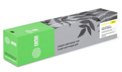 Тонер-картридж Cactus CS-TK8315Y желтый (6000стр.) для Kyocera FS-Taskalfa-2550CI картридж cactus cs o610y 6000стр желтый