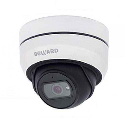 Видеокамера IP Beward SV3210DB 1/2.9'' КМОП, 5Мп, 0.006 лк (день)/0.003лк (ночь), 2xWDR до 120 дБ, 3 потока H.265/Н.264 HP/MP/BP, MJPEG, 30к/с, 2560x1 видеокамера ip beward sv3210dm 5 мп 1 2 9 кмоп sony starvis h 265 н 264 hp mp bp mjpeg 30к с 2560x1920 объектив 2 8 мм на выбор
