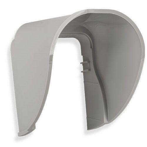 Аксессуар SATEL HOOD C GY козырек защитный (капюшон) предназначен для внешних извещателей, серый, защищает от атмосферных осадков (дождь, снег) и от з