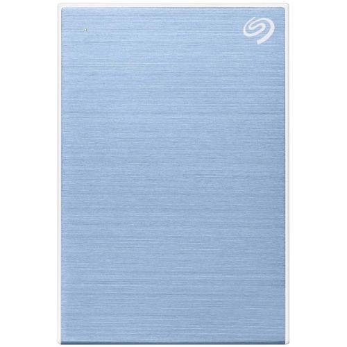 Внешний жесткий диск Seagate STKC5000402 5TB One Touch USB 3.2 Gen 1 light blue