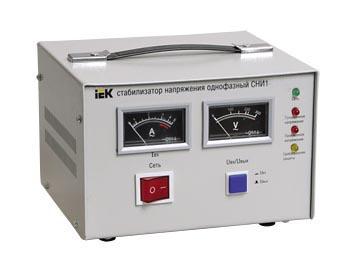 Стабилизатор IEK IVS10-1-03000 СНИ1 3 кВА однофазный 160-250В